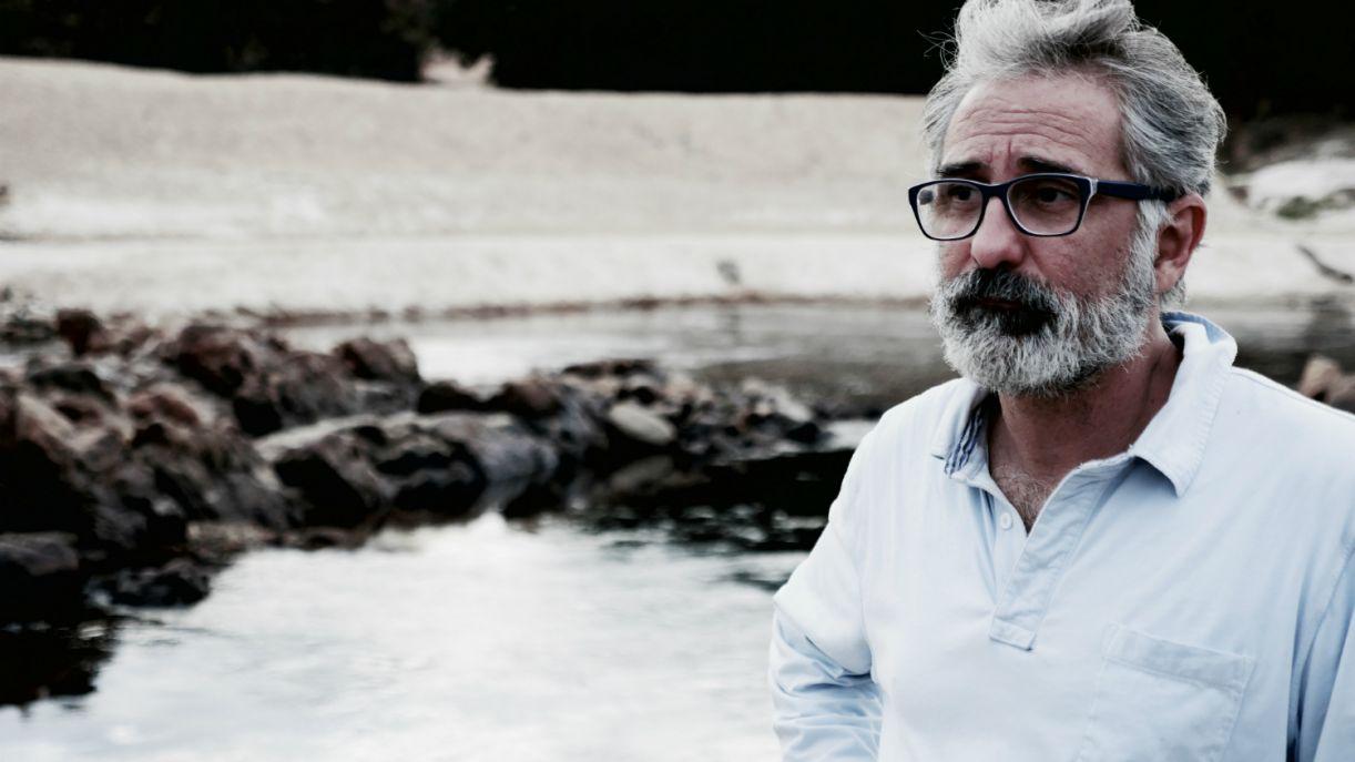 O cineasta Marcelo Gomes