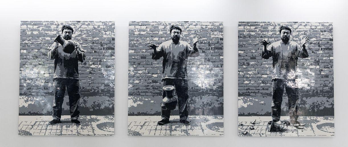 Artista-ativista chinês é o ponto central da exposição, sem o qual a articulação dos elementos perde o sentido