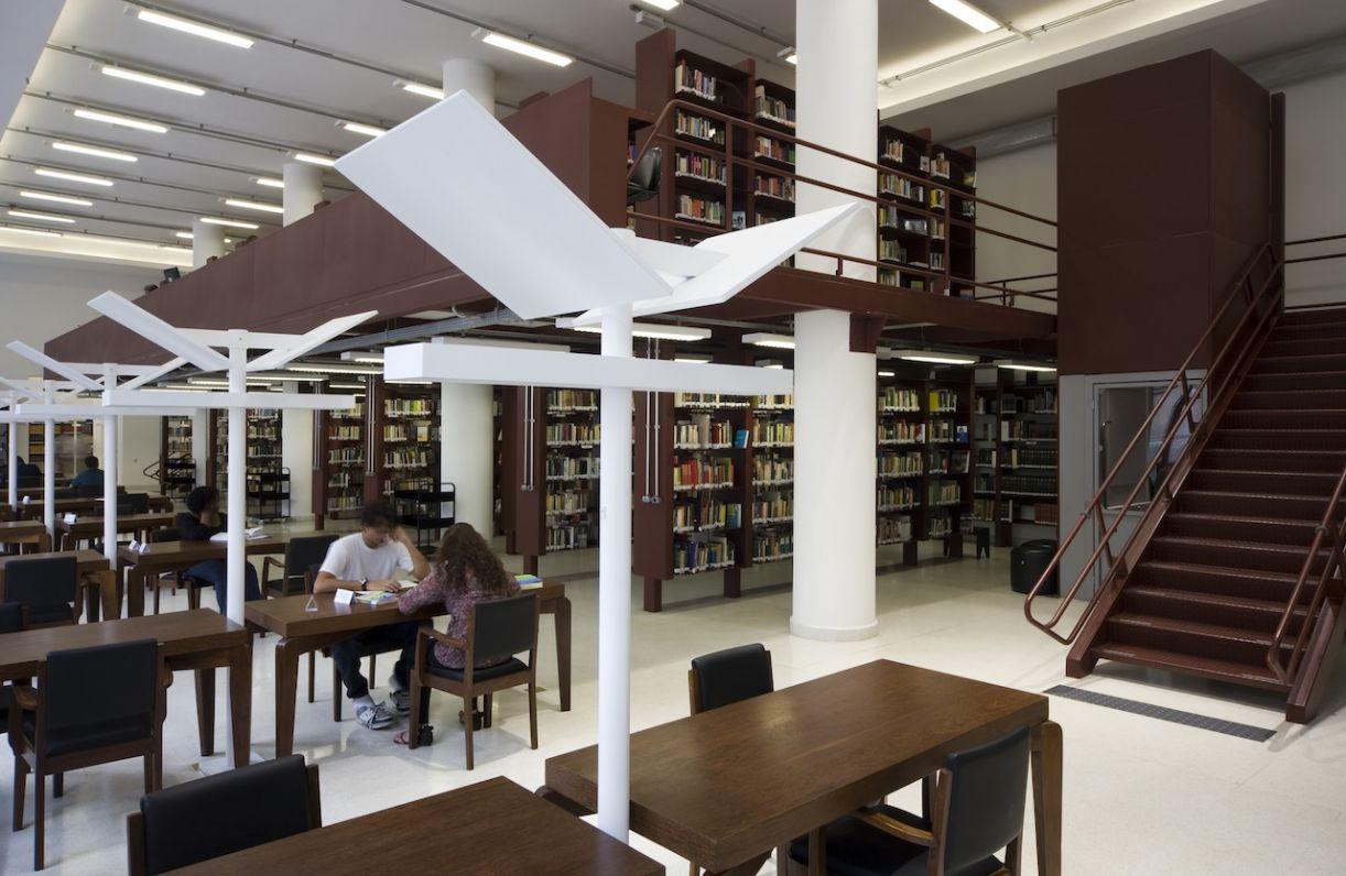 Biblioteca Mário de Andrade, em São Paulo