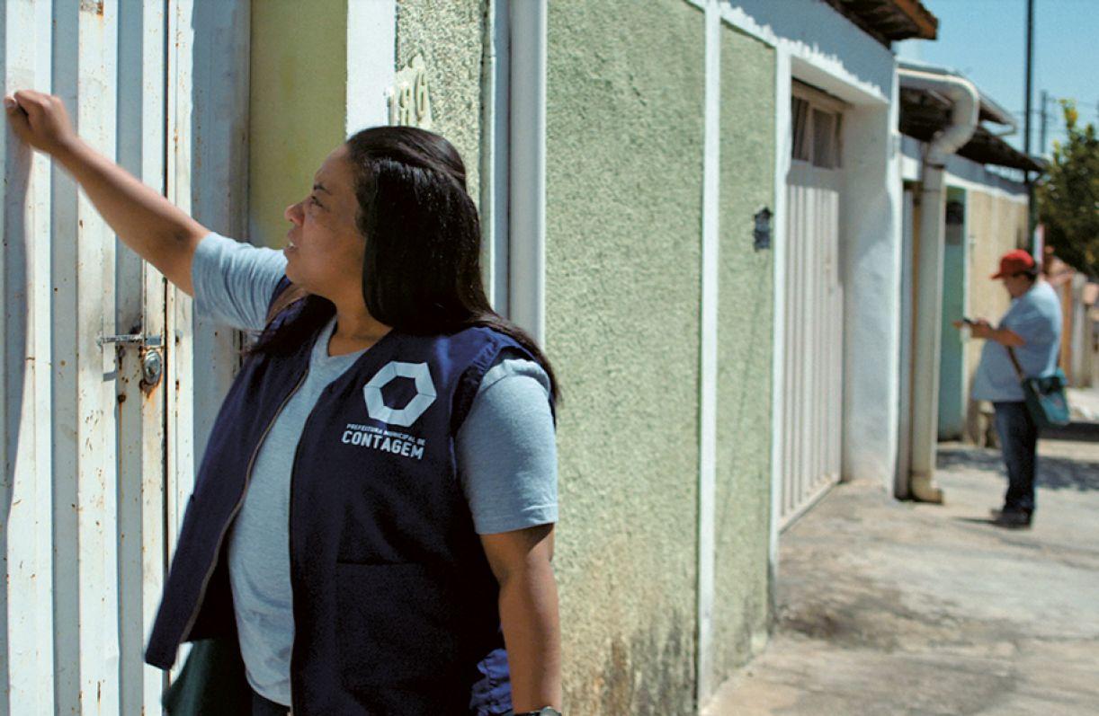 A dramaturga e atriz Grace Passô interpreta a protagonista Juliana