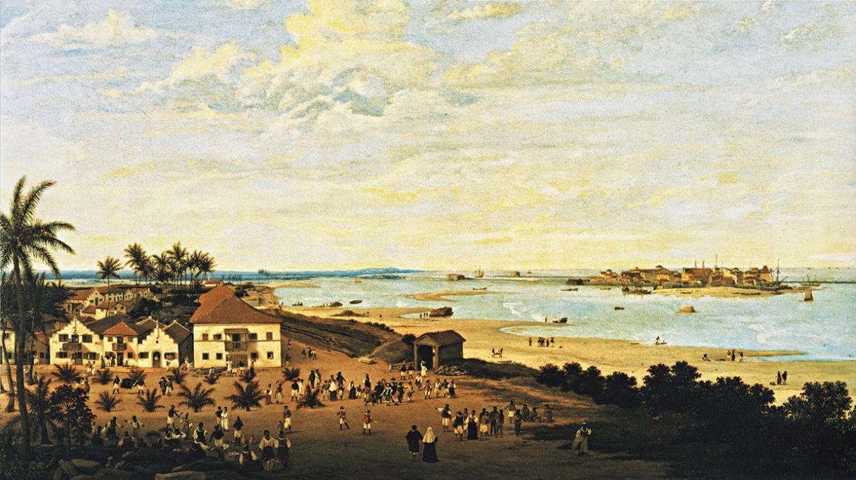 Pintura do período holandês em Pernambuco
