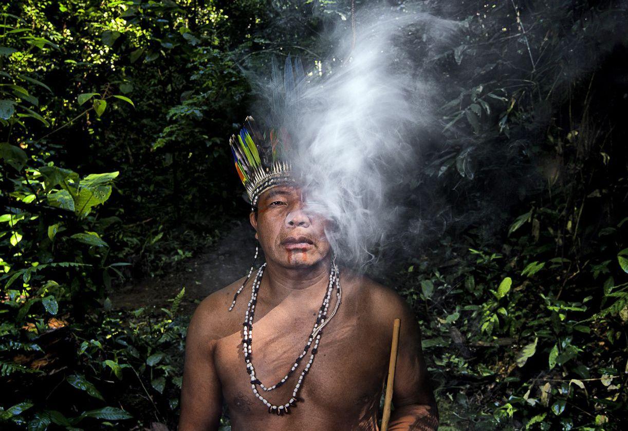 Verá Tupã Popygua Timóteo da Silva, dos Mbya Guarani