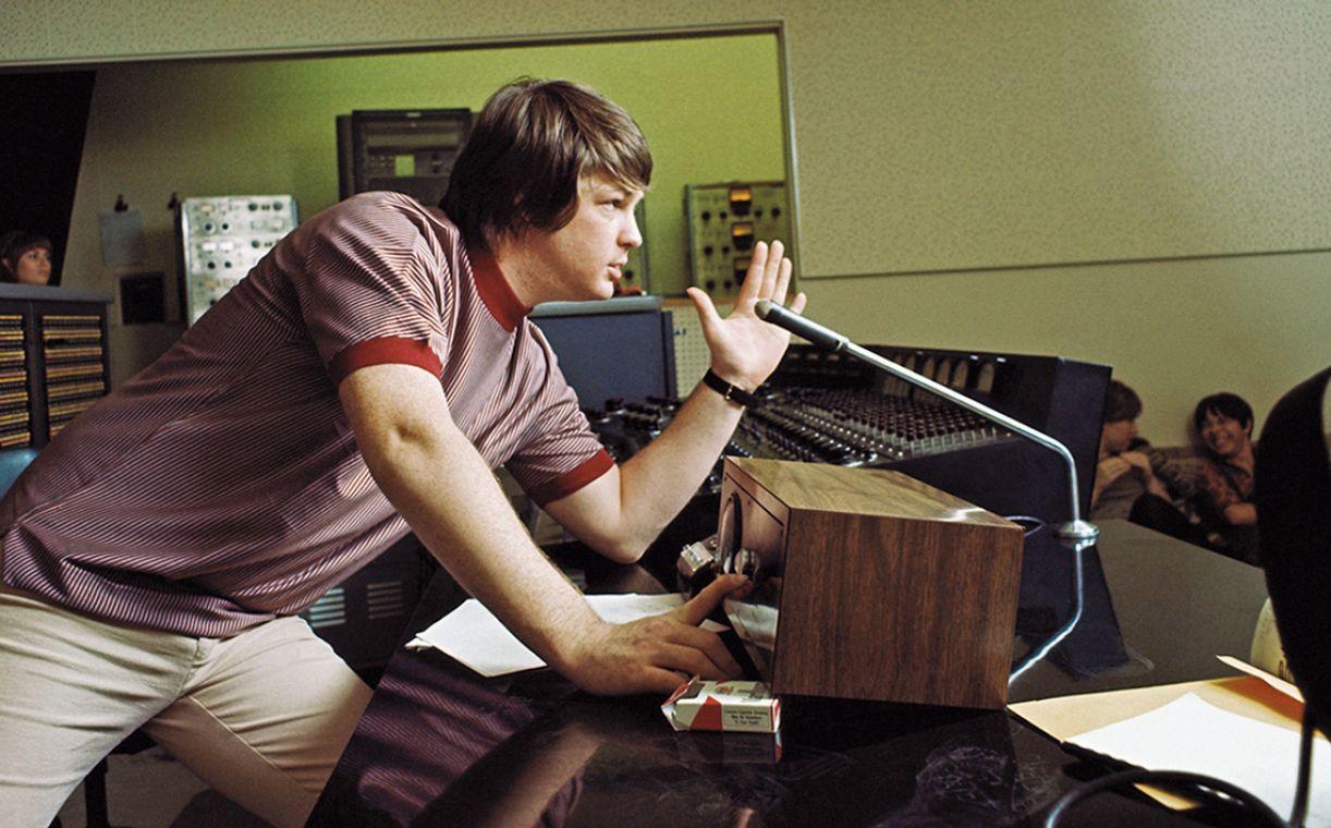Baixista e pianista, Brian Wilson compôs, arranjou e produziu o 11º disco dos Beach Boys
