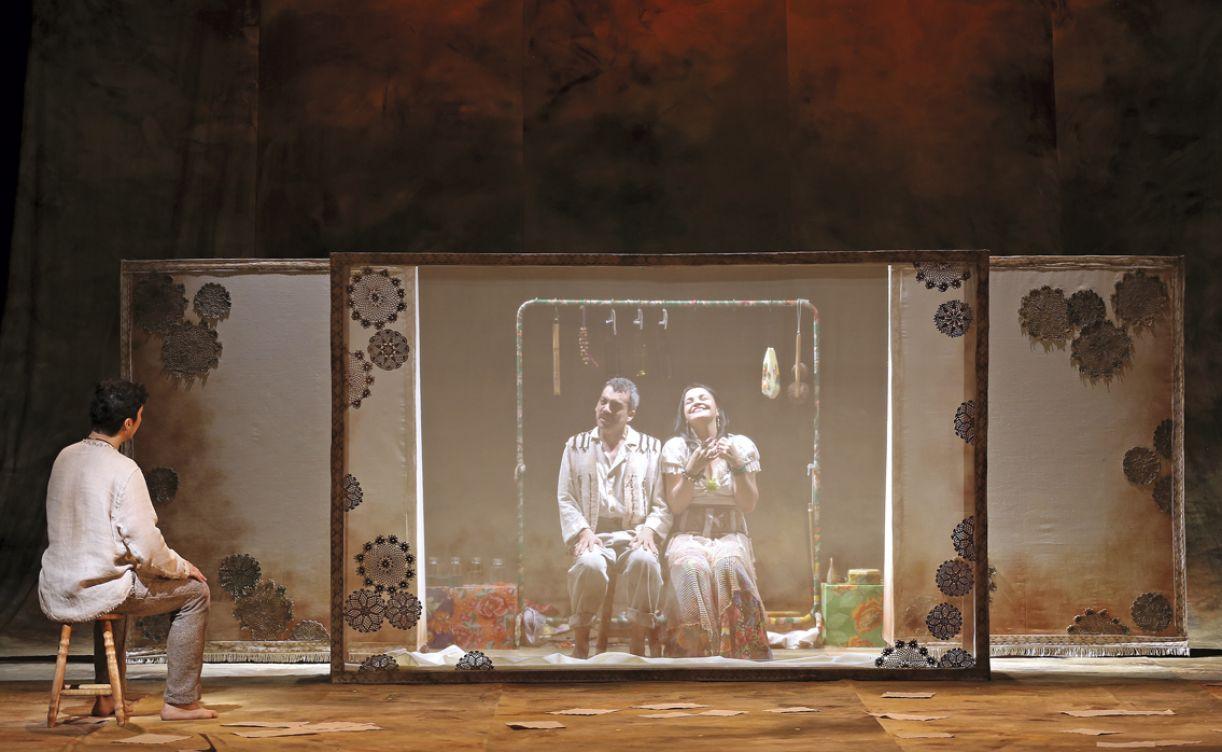 As aventuras e desventuras dos nordestinos que vivem no Rio de Janeiro perpassam a dramaturgia