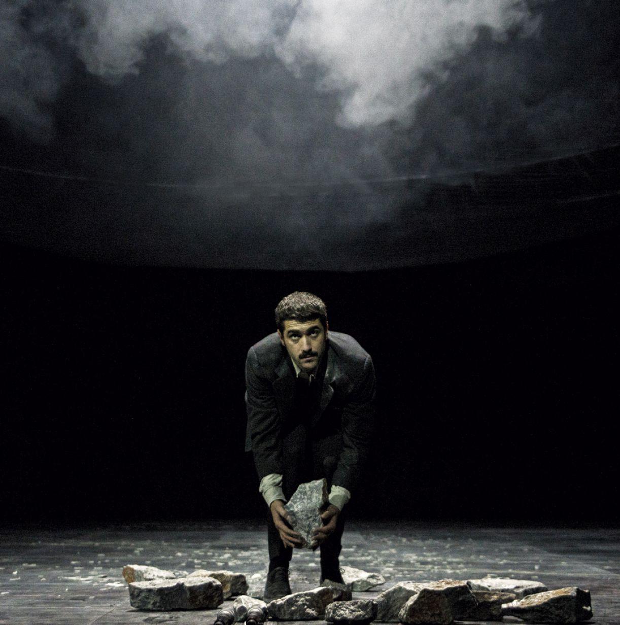 Mito de Sísifo motiva a obra 'Still Life', de Dimitris Papaioannou