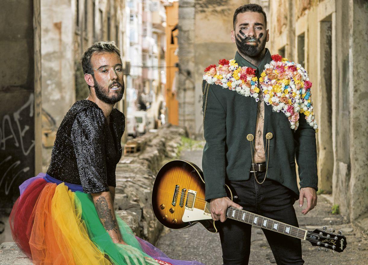 Fado Bicha se faz com a voz de Tiago Lila e a instrumentação de João Caçador