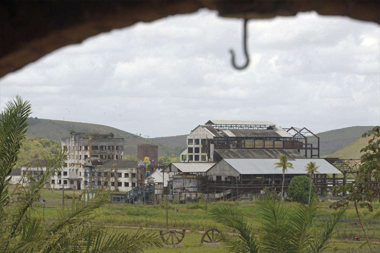 Usina Santa Terezinha foi desativada há 15 anos