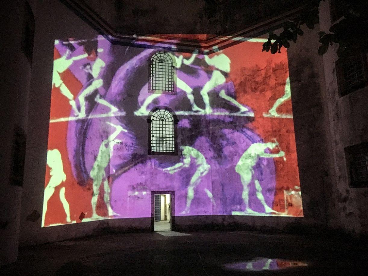 As intervenções acontecem agora em fevereiro, na Casa da Cultura e no Monumento Tortura Nunca Mais