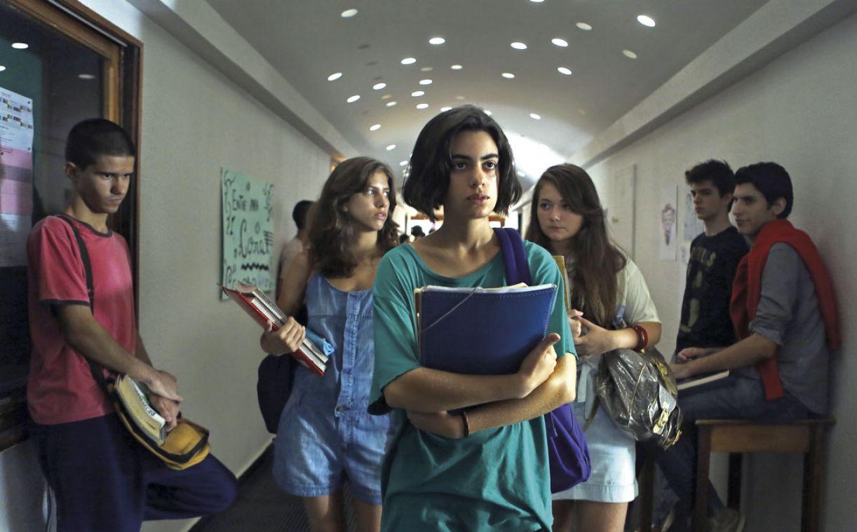 A atriz Clara Gallo estreia como protagonista do longa-metragem