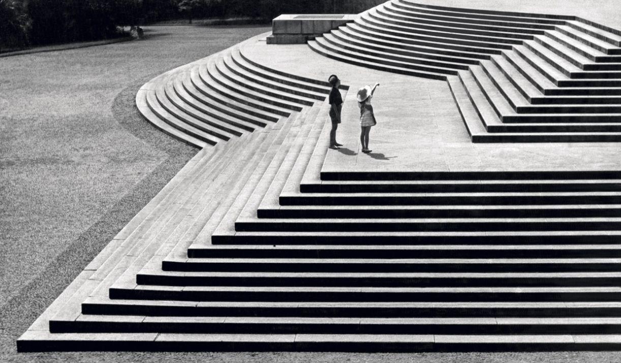 'Paralelas e diagonais' é uma das obras mais conhecidas de José Yalenti