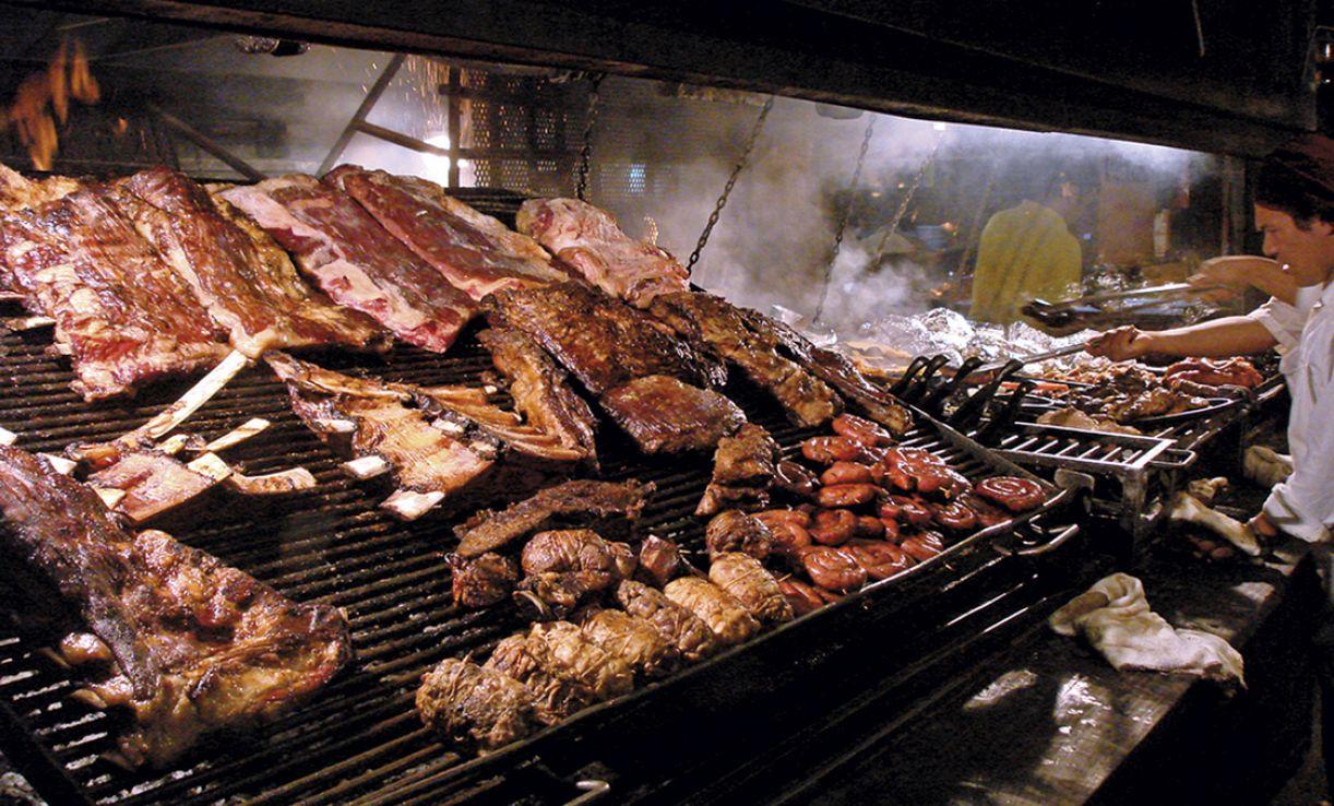 Carne é uma paixão nacional para os argentinos