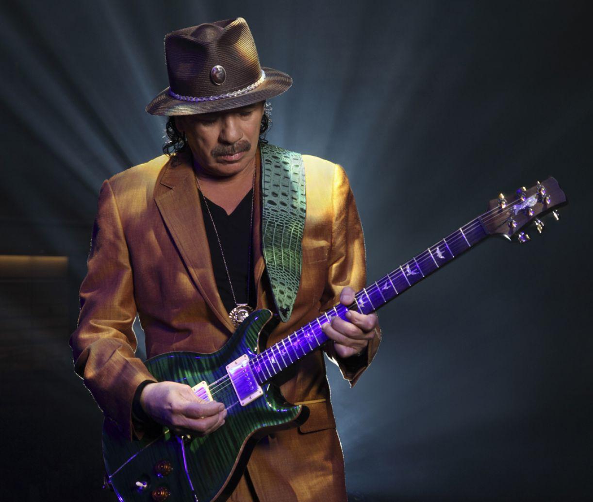 A maior inovação de Carlos Santana foi combinar aos modos do blues rock, o swing, a pegada da salsa e da música caribenha