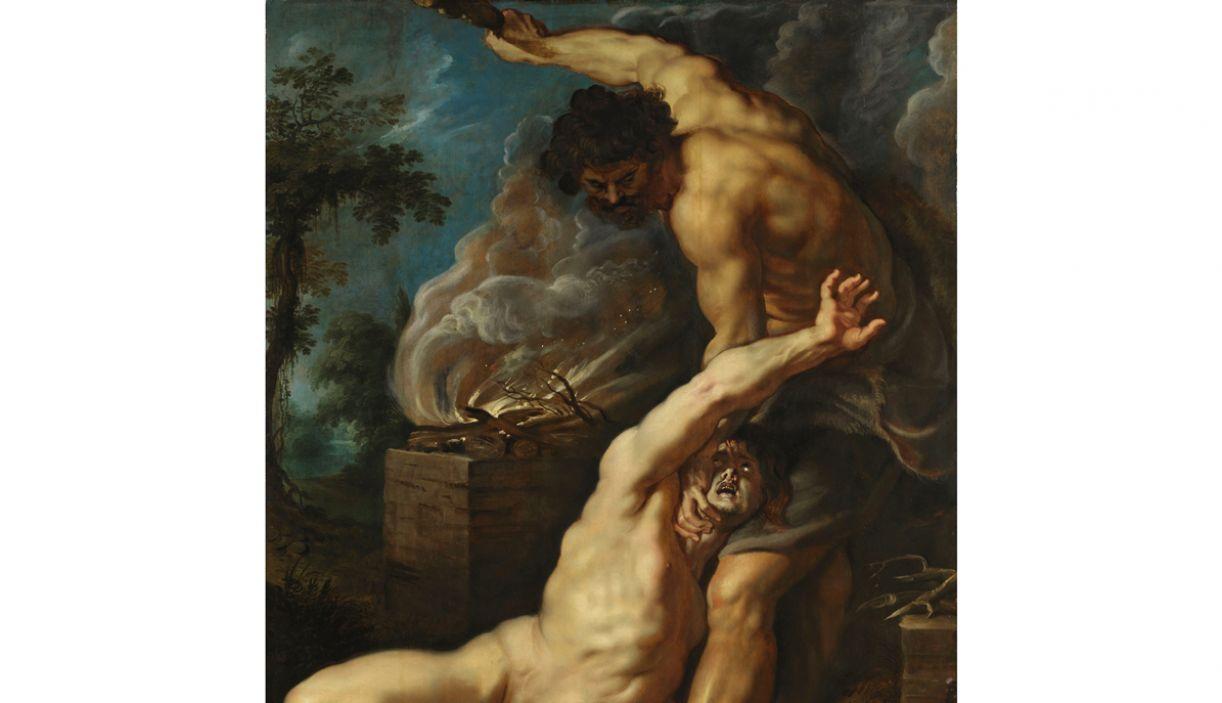 Cain Slaying Abel, de Peter Paul Rubens, C.