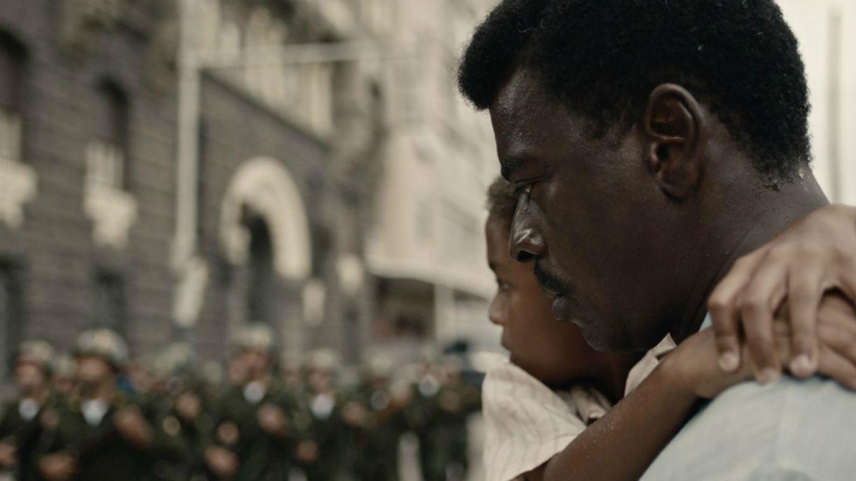 O ator Seu Jorge, que assume o protagonista, teve preparação com Fátima Toledo, de 'Cidade de Deus'
