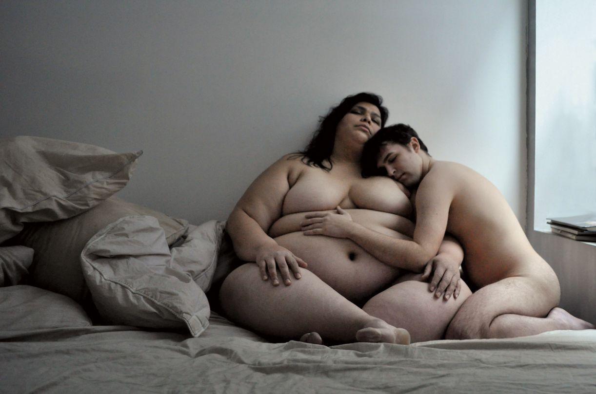 Com seu trabalho, a fotógrafa Substantia Jones atua contra a lipofobia