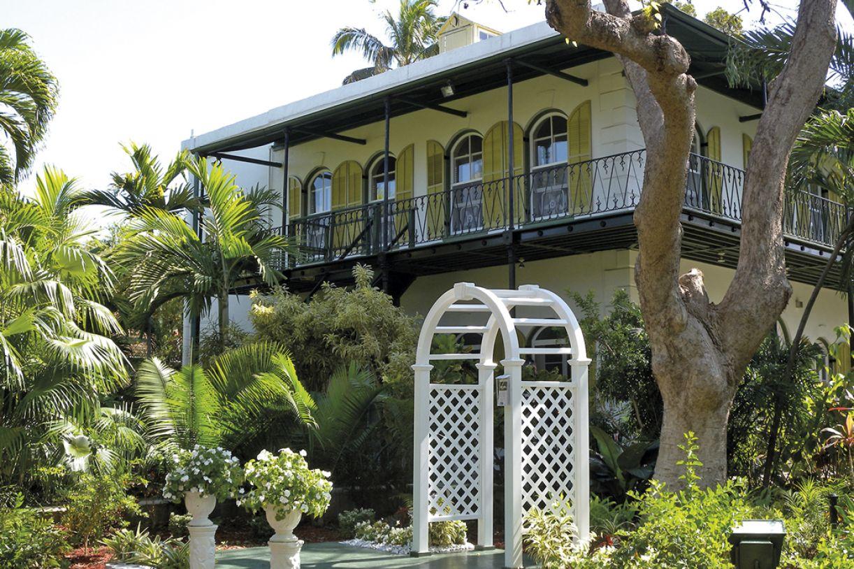 O casarão estava abandonado quando Hemingway o adquiriu