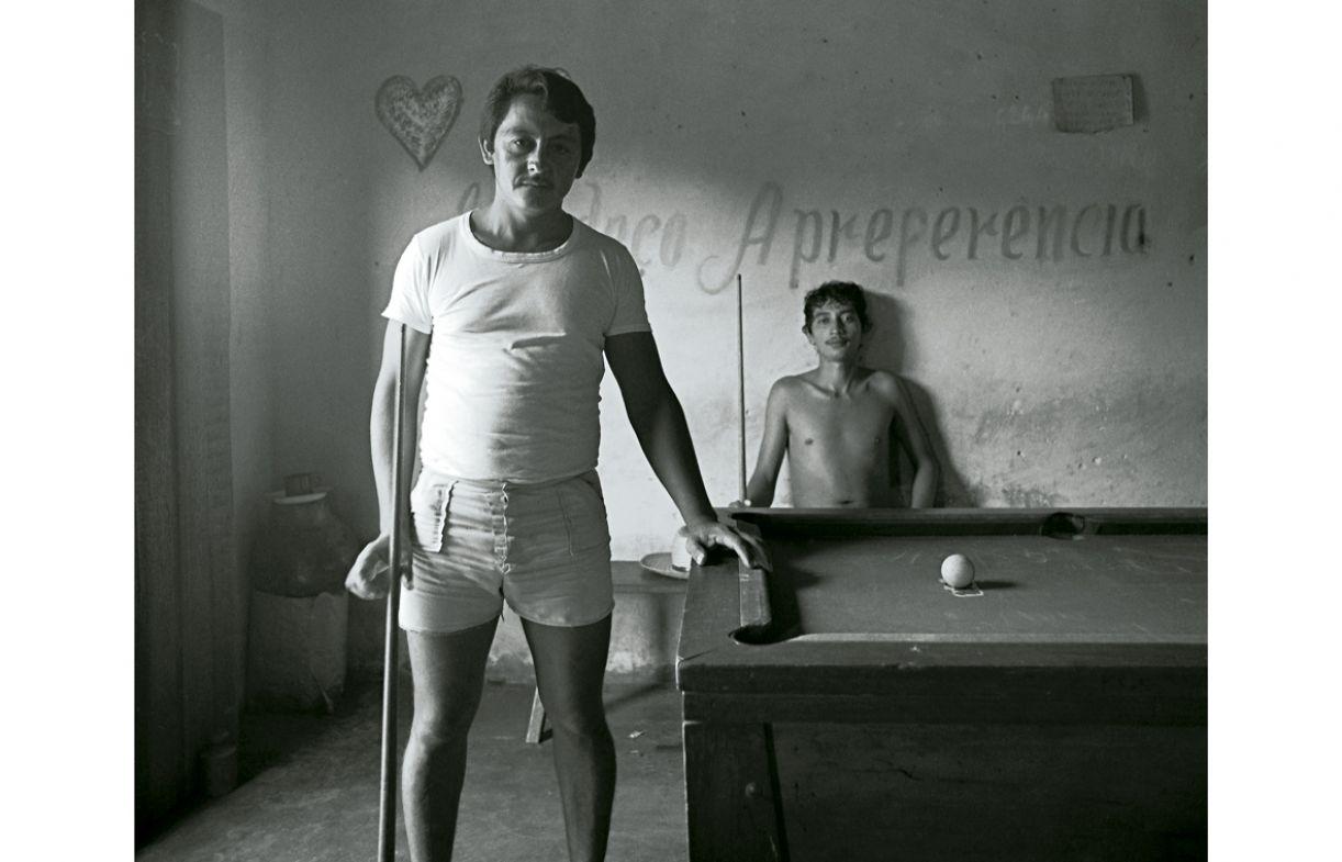 Título dedicado a ele privilegia os retratos feitos nos anos 70-80