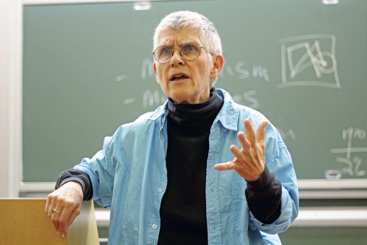 Feminista norte-americana Cynthia Enloe