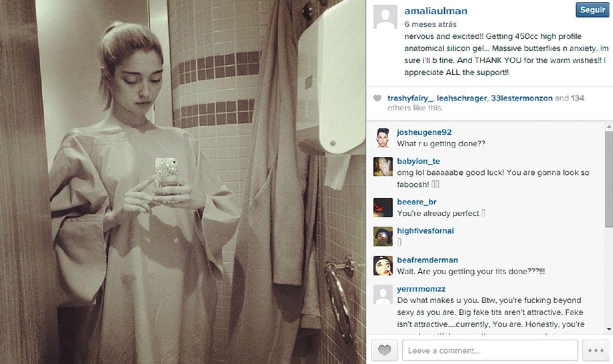 Artista argentina Amalia Ulman criou perfis falsos nas redes sociais para discutir obsessão pela perfeição física