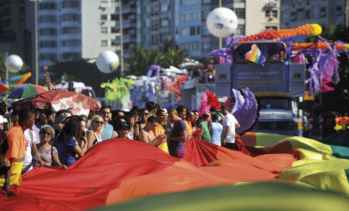 A luta LGBT dá cada vez mais visibilidade às suas demandas, com alguns avanços concretizados
