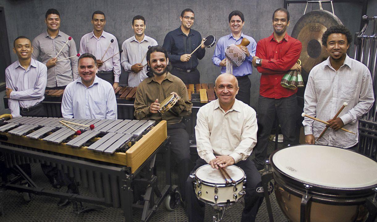 Grupo de Percussão do Nordeste