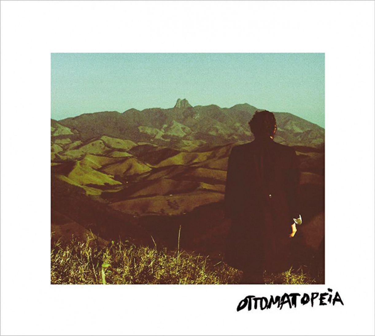 Capa do disco de Otto, que acaba de ser lançado