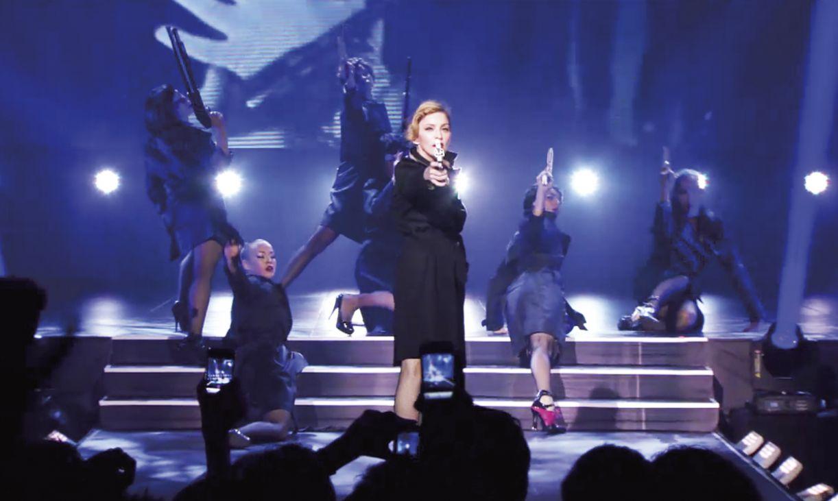Mercado ainda tem incertezas: último show de Madonna no Brasil não lotou, devido ao alto valor dos ingressos