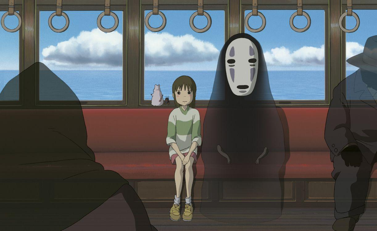 'A viagem de Chihiro'