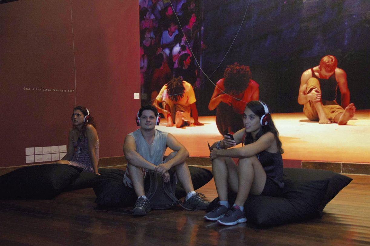 Este ano, o grupo realizou a mostra 'RecorDança 10 anos: construir, sentir e olhar a dança'