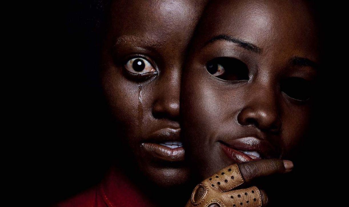 Lupita Nyong'o é Adelaide. E seu duplo oposto, Red