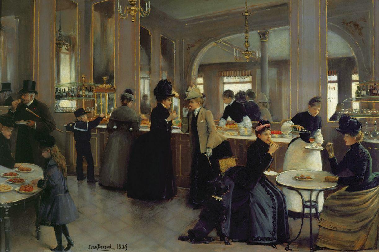 'Paris Patisserie', 1889