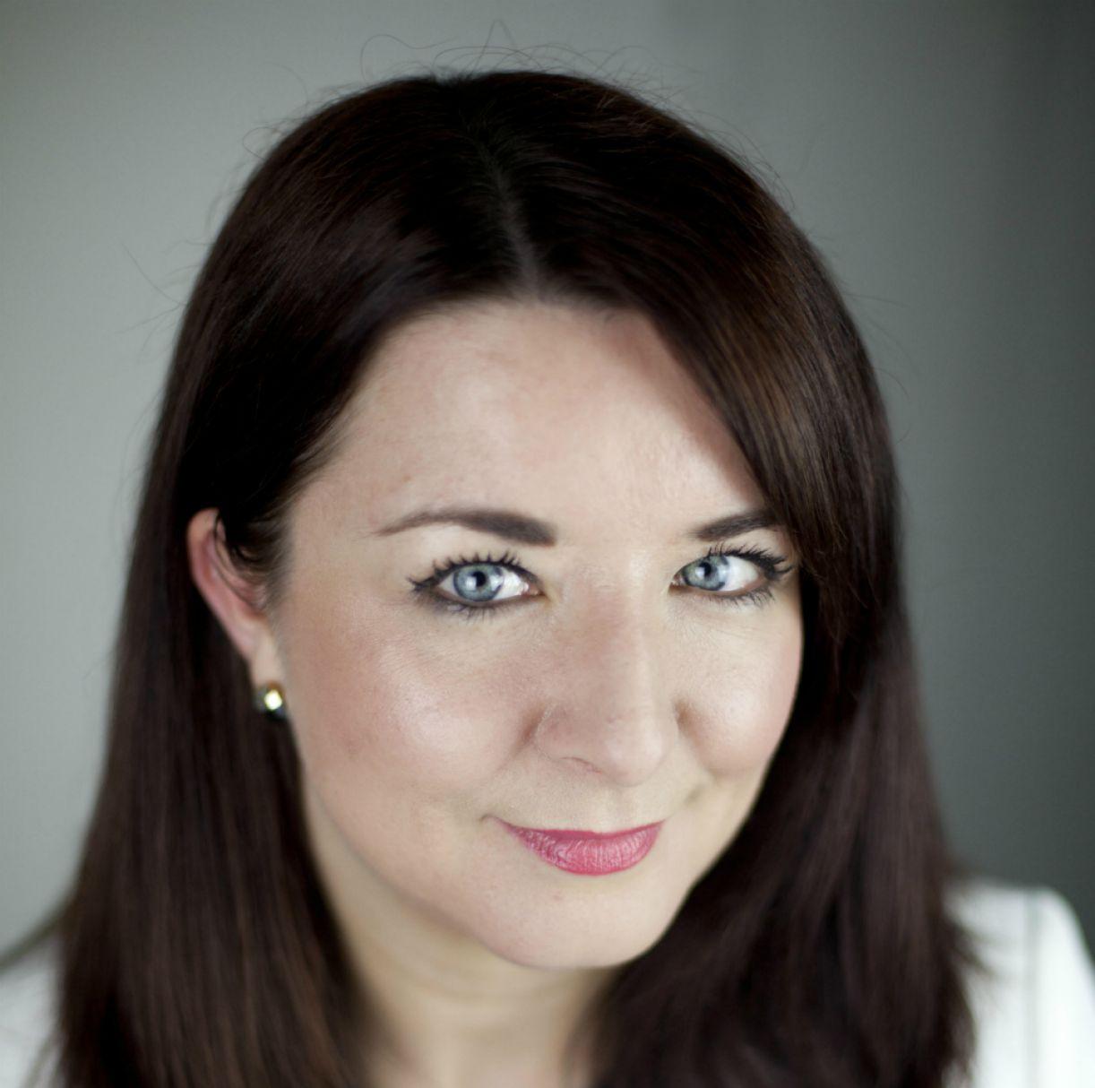 A pesquisadora inglesa Kirsty Fairclough