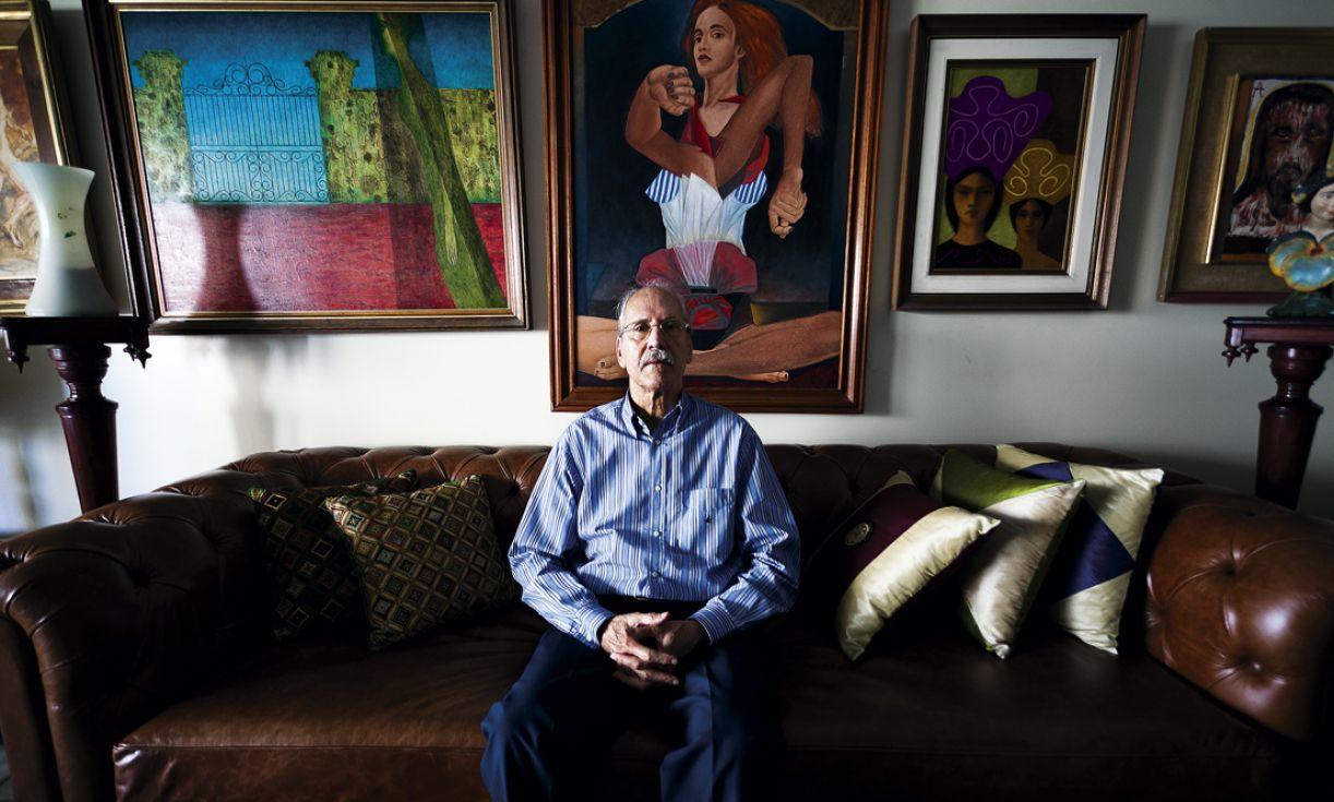 Psiquiatra se arriscou para salvar a vida de Sylvia Montarroyos, que chegou ao Ulysses Pernambucano em estado catatônico