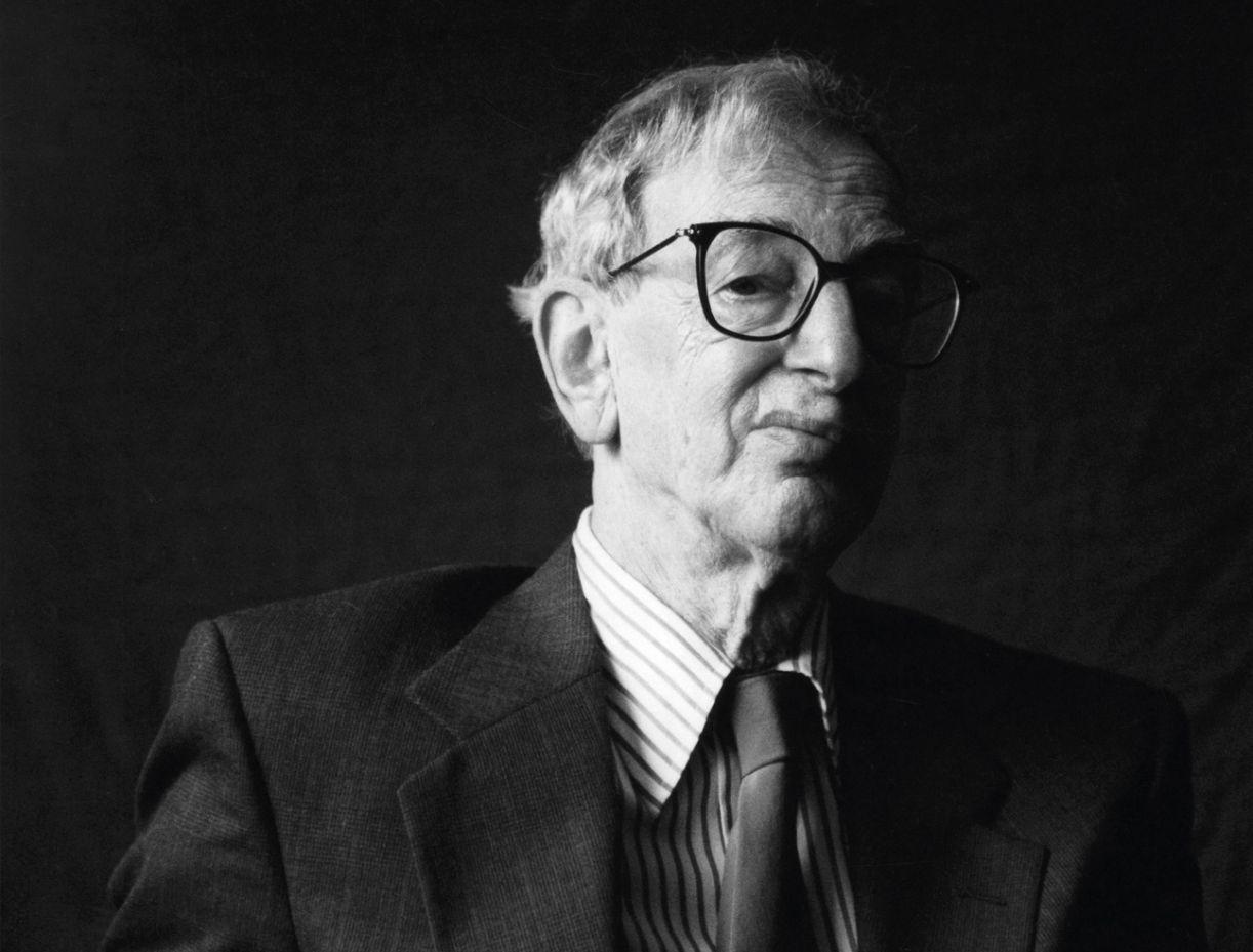 O historiador Eric Hobsbawm, que faria 100 anos em 2017
