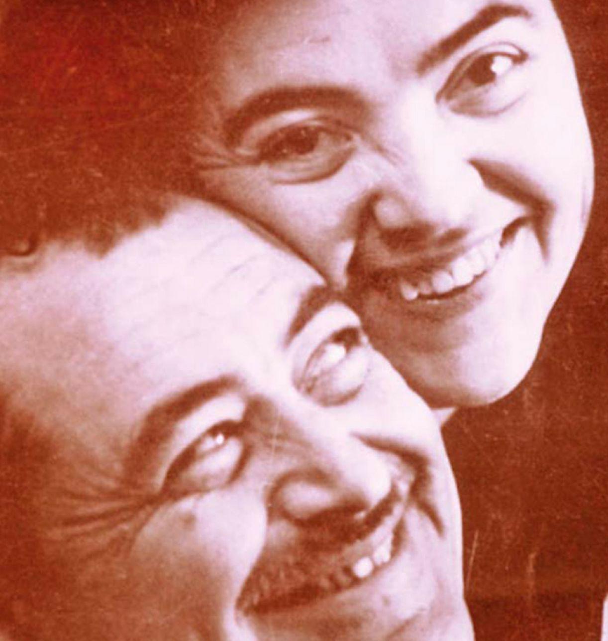 Miguel Arraes e Violeta Arraes Gervaiseaux