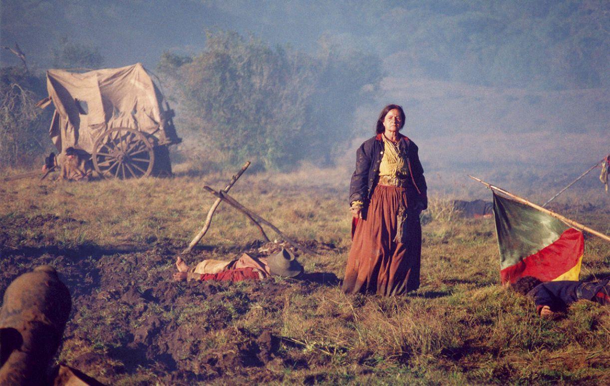 No imaginário gaúcho está a luta territorial, retratada no filme 'Anahy de las missiones'