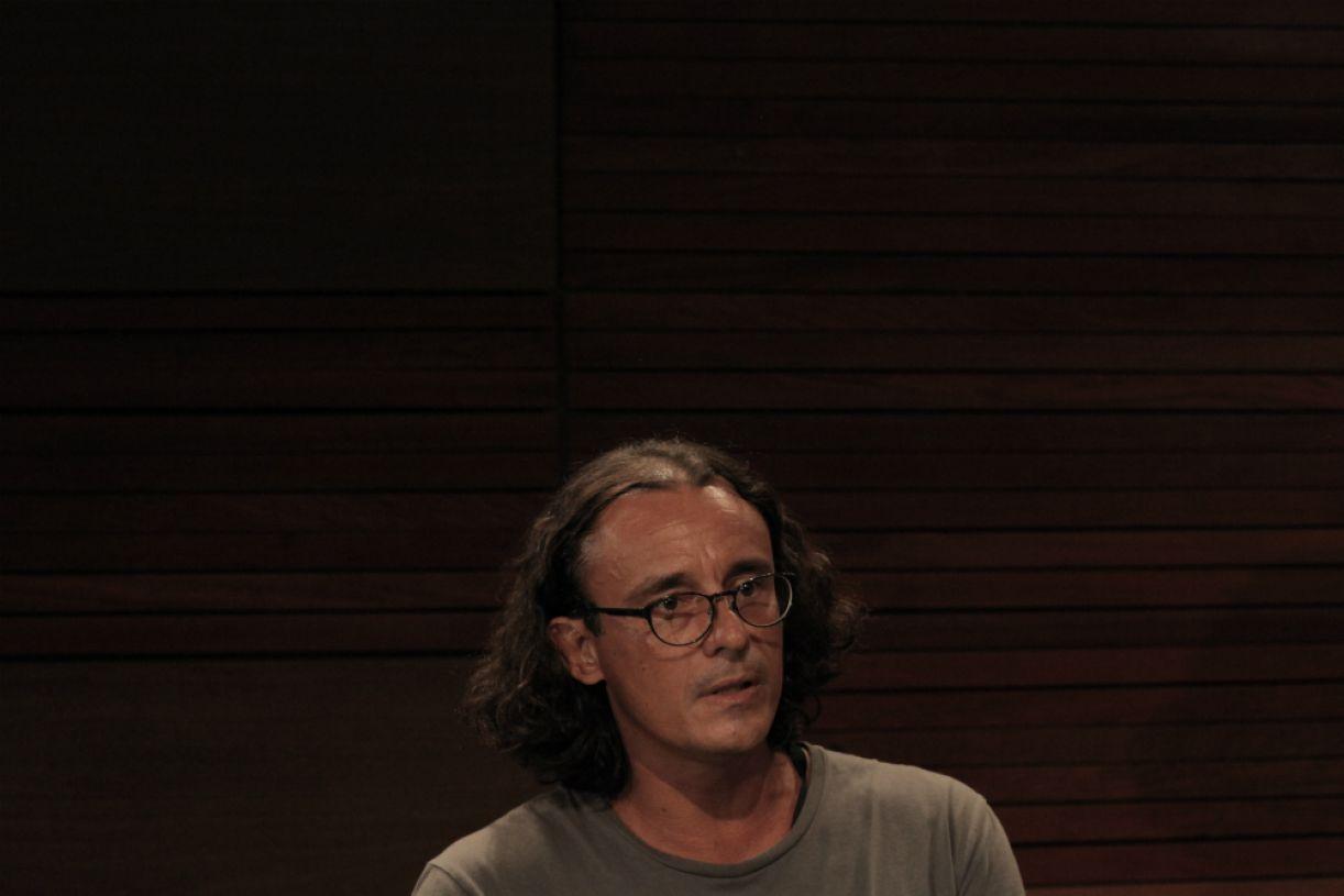 O músico e produtor André Freitas