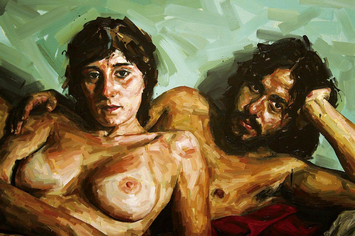 Na série 'Semblantes', o artista retoma a tradição do gênero