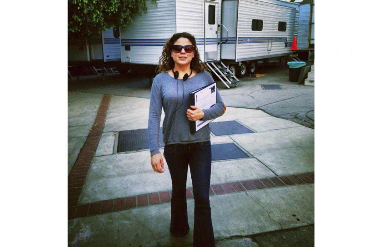 Após gradução em Cinema, Juliana Guedes mudou-se para os EUA e está radicada em Los Angeles