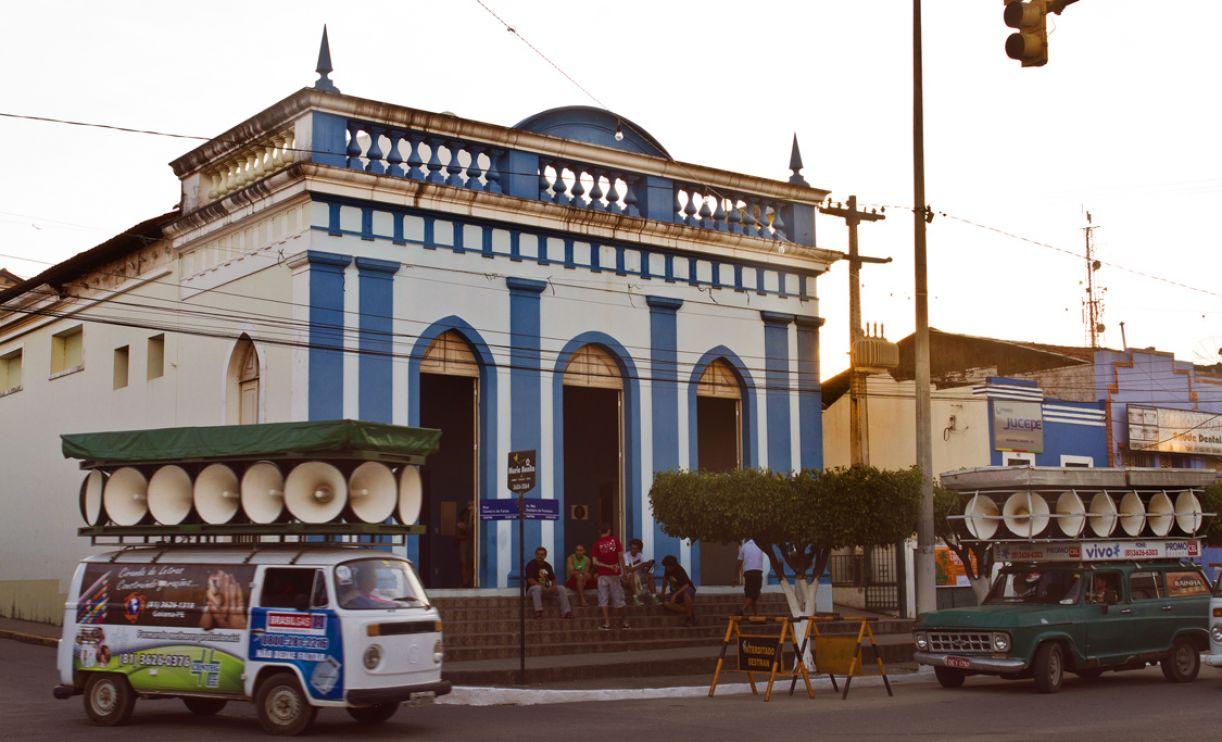 Cinema foi inaugurado em 1914