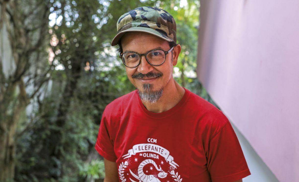 O músico Siba Veloso