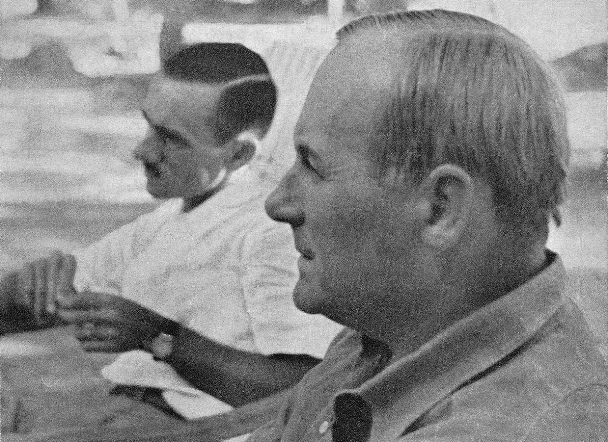 João Cabral e Miró se tornaram amigos na década de 1940, quando o poeta foi diplomata em Barcelona