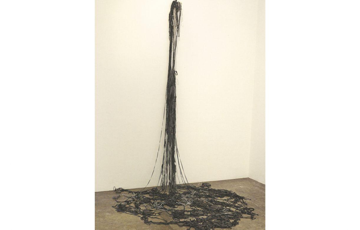 'Noiva' é de 2002, que está na retrospectiva 'Paulo Bruscky: A arte é nossa última esperança'