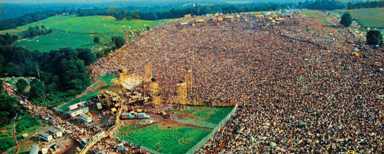 Documentário do festival de Woodstock, de 1969, é um dos clássicos do gênero