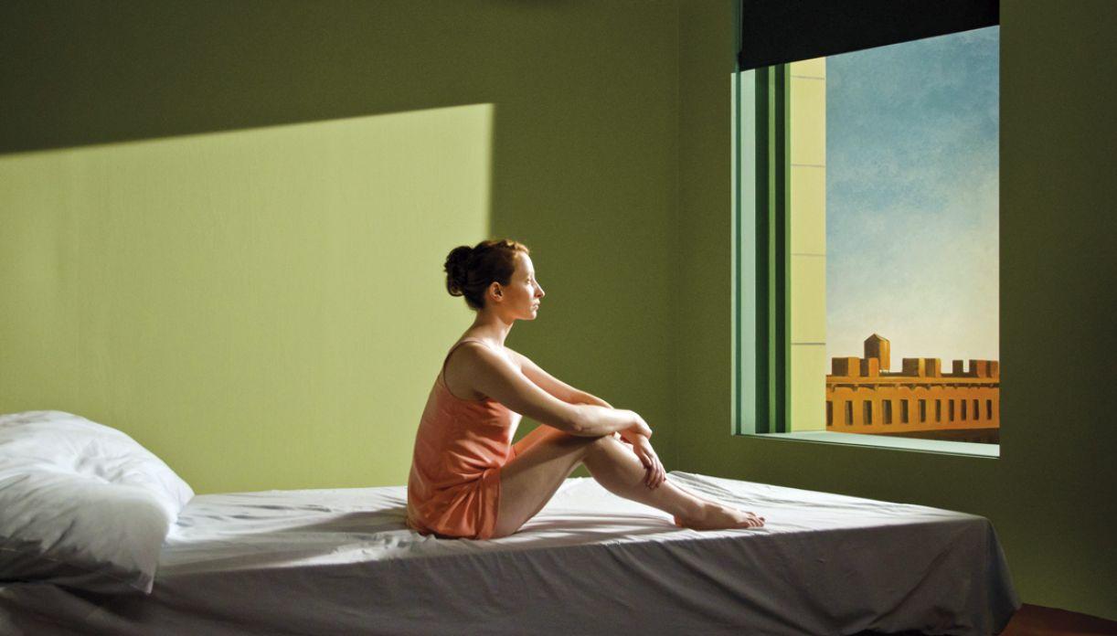 'Morning sun', de Edward Hopper