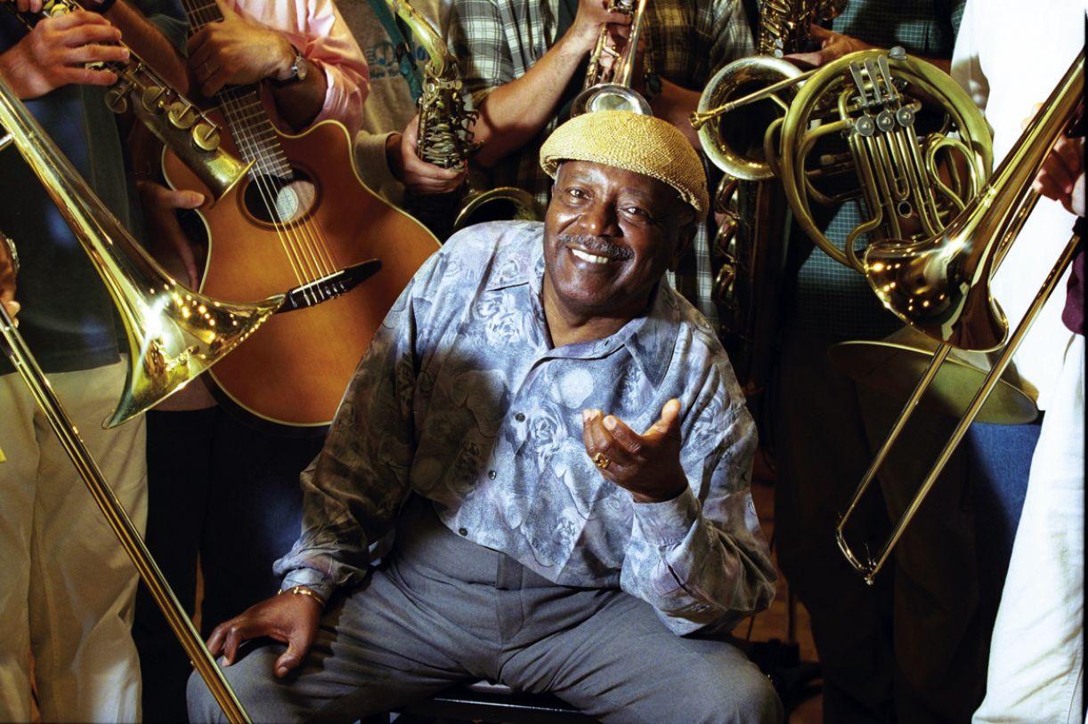"Wynton Marsalis apelidou Moacir Santos de ""Duke Ellington brasileiro"""