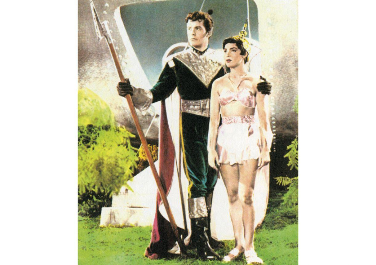 Longa 'Carnaval em Marte', de 1954, é desconhecido do público e cultuado por cinéfilos