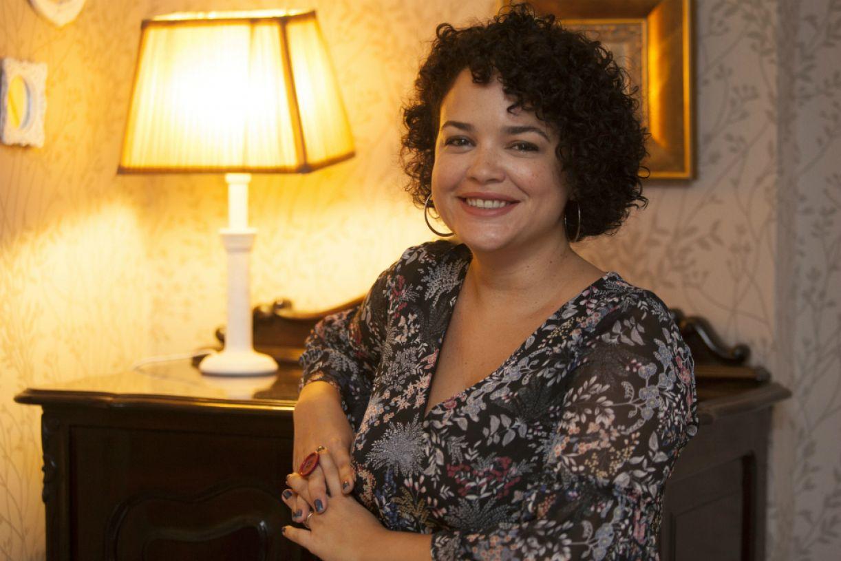 A psicóloga e pesquisadora Marina Pinheiro
