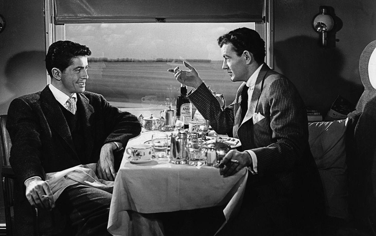 """Assim como em 'Pacto sinistro' (1951), de Hitchcock, muitos filmes utilizam trens como """"cenário e metáfora"""""""
