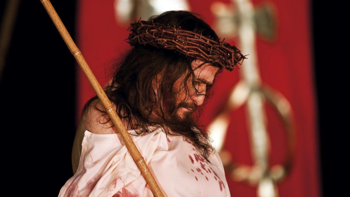 O ator fez o papel de Jesus Cristo há 35 anos